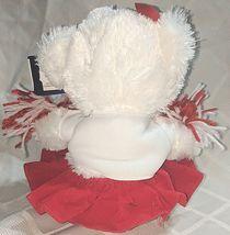 Steven Smith Stuffed Animals INC PA7563RC Shattuck Indians Cheerleader Bear image 4