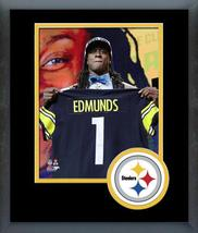 Terrell Edmunds Steelers 2018 NFL Draft #28 Draft Pick-11x14 Matted/Fram... - $43.55