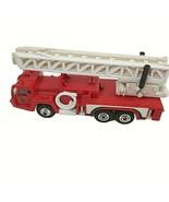 Vintage Fire Engine Truck Mini Power K201 Movable Ladder  - $39.59