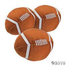 New Plush Footballs - $20.49