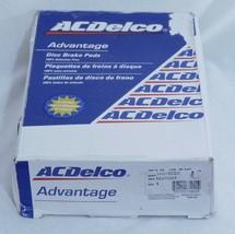 Disc Brake Pad Set-Ceramic Disc Brake Pad Rear,Front ACDelco Advantage 1... - $29.80