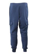 Men's Casual Fleece Sweatpants Sport Gym Workout Fitness Cargo Jogger Pants image 6