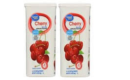 Great Value Cherry Drink Mix, 1.9 Oz- 6 Packets (Pack of 2) - $11.42