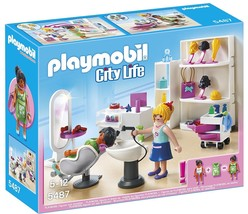 Playmobil City Life Beauty Salon - 5487 New Sealed - $185.86