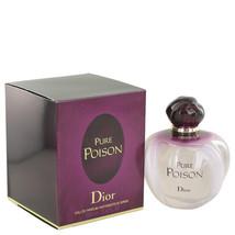 Christian Dior Pure Poison 3.4 Oz Eau De Parfum Spray image 1