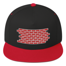 brick by brickhat / brick by brickFlat Bill Cap image 2