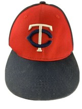 Minnesota Twins MLB DQ Dairy Queen 2016 Adjustable Adult Baseball Ball Cap Hat - $12.86