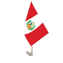 "12x18 Peru Country Single Sided Car Vehicle 12""x18"" Flag - $22.00"