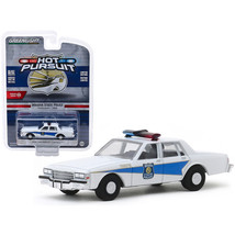1986 Chevrolet Caprice Indiana State Police (Indiana, USA) White Hot Pur... - $12.00