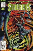 Stalkers #10 VF/NM 1991 Marvel (Epic) Comic Book - $1.95