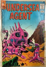 UNDERSEA AGENT #5 (1966) Tower Comics VG+ - $11.87