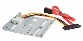 StarTech 2.5in SATA Hard Drive to 3.5in Drive Bay Mounting Kit - $9.70