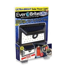 Ever Brite Ultra Motion-Activated Solar Power LED Light As Seen On TV - New - $24.70