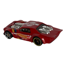 Hot Wheels Night Shifter Red Toy Car Sports HW Racing Race Team Series 2016 - $2.99
