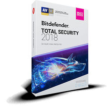 Bitdefender Total Security 2018 5 Devices 1 Year  - $15.00