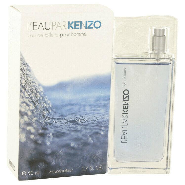 L'EAU PAR KENZO by Kenzo 1.7 oz 50 ml EDT Cologne Spray for Men New in Box - $39.31