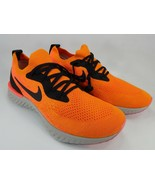Nike Epic React Flyknit Size 9.5 M EU 43 Men's Sneakers Shoes Copper AQ0... - $101.86