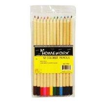 Colored Pencils - Assorted colors - 12 Count 48 pcs sku# 1192945MA - $132.77