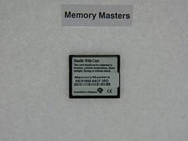 MEM1800-64CF 64MB FLASH CARD MEMORY for Cisco 1800 routers(MemoryMasters)