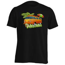 New Aloha Hawaii Sun Aloha Van  Men's T-Shirt/Tank Top h209m - $11.93+