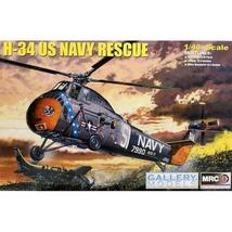 Trumpeter 1/48 H-34 US Navy Rescue plastic model TRU64102 - $71.32+