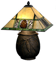 "19.5""H Pinecone Ridge Table Lamp - £292.40 GBP"