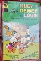 WHITMAN WALT DISNEY HUEY DEWEY LOUIE WOODCHUCKS COMIC BOOK 1976 ISSUE 38 - $2.99