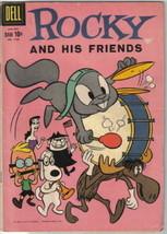Rocky and His Friends Four Color Comic Book #1128 Dell Comics 1960 FINE- - $67.64