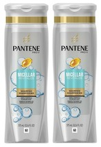 (Pack of 2) Pantene Pro-V Micellar Revitalize Shampoo 12.6 fl oz each - $24.74