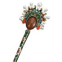 Retro Hair Decor Hair Stick Chinese-style Traditional Hair Clip Hair Pin Sichuan - $12.91