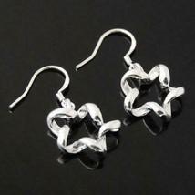 Open Star Fashion Earrings - Us Seller - $16.44