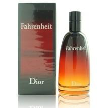 Christian Dior Fahrenheit 3.4 Oz Eau De Toilette Spray For Men New In se... - $79.99