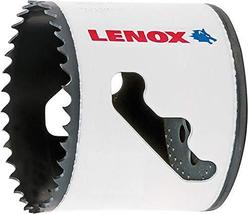 LENOX Hole Saws- 46 L 2-7/8 In. 73 m - $14.00