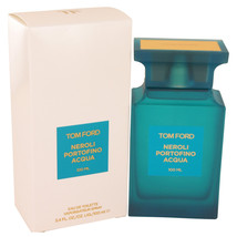 Tom Ford Neroli Portofino Acqua 3.4 Oz Eau De Toilette Spray image 6