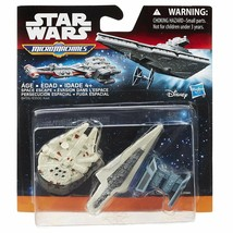 Star Wars Revenge of the Sith Micro Machines 3-Pack Space Escape - $7.99