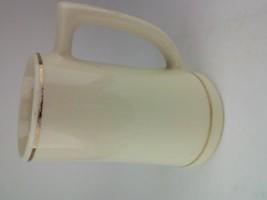 Vintage Beer Stein Mug Cup Ceramic - $22.04