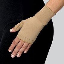 BSN Medical 101656 JOBST BELLA Gauntlet, 15-20 mmHG, Size 4, Black - $50.18