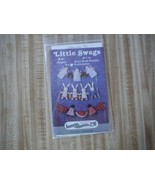 sewing pattern Little Swags Angels and Rabbits #123 - $1.97