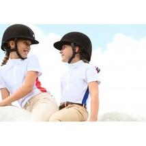 KAKI Kids Child Youth Signature Polo White and Green Size 4 image 2