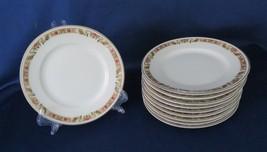 Limoges, France Bread & Butter / Salad Plates,  Bernardaud & Co. - $28.00