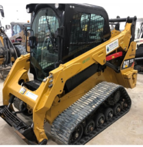 2015 Caterpillar 257D For Sale in Saskatchewan, Canada S4L 0A2 image 1
