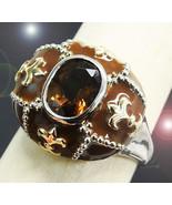 Royal topaz haunted ring 8 thumbtall