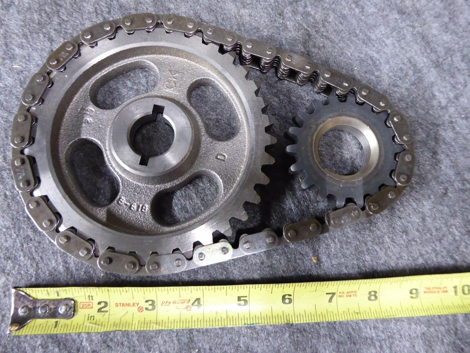Dynagear 73048 Engine Timing Chain Set