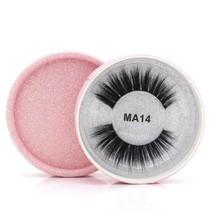 Gam-Belle® 100% Handmade 3D Eyelashes Volume Long Soft Silk Lashes Light... - $6.40