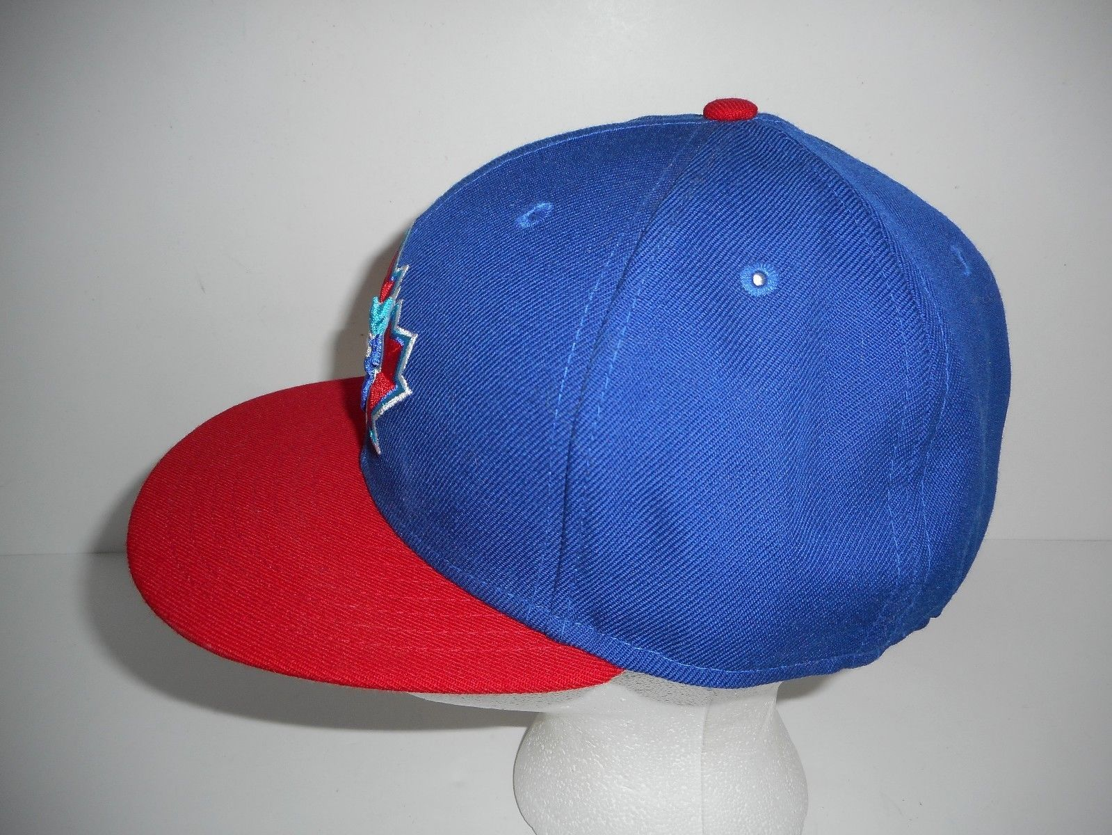 best service 246bb 774f8 ... inexpensive new era 59fifty toronto blue jay fitted cap hat 7 5 8 retro  97 41c0b