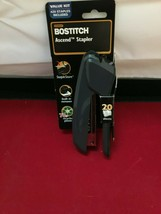 Bostitch Ascend - Stapler - 20 sheets - plastic - slate gray - $9.90