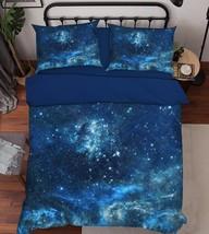 3D Sky Stars 290 Bed Pillowcases Quilt Duvet Cover Set Single Queen King... - $64.32+