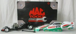 John Force 1997 Mustang 1:24 Funny Car Limited Edition Mac Tools - $24.74