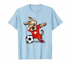 New Shirts - Dog Dabbing Soccer Switzerland Jersey Shirt Swiss Football Men - $19.95+