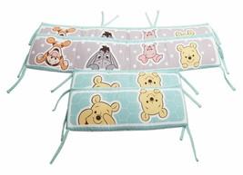 Disney Winnie the Pooh Crib Bumper Set - 4 Piece - New - $69.29